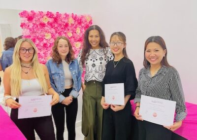 Microneedling training course certificates