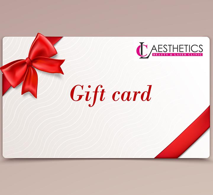 Gift Card | LC Aesthetics