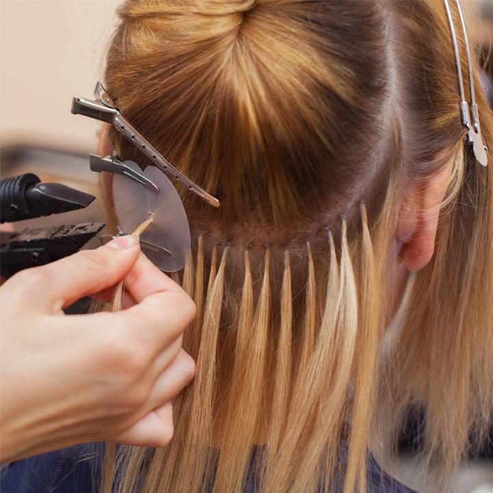 Hair Extension Master Course | LC Aesthetics Academy